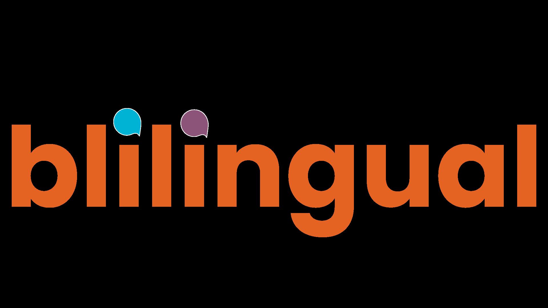 Be blilingual